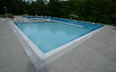 Réhabilitation de la piscine communale de Chambésy (2007-2010)
