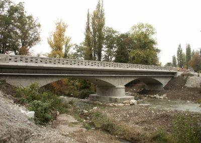 Pont sur l'Allondon sous Russin