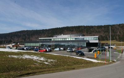 Nouvelle manufacture de Vacheron Constantin au Brassus (2010-2013)