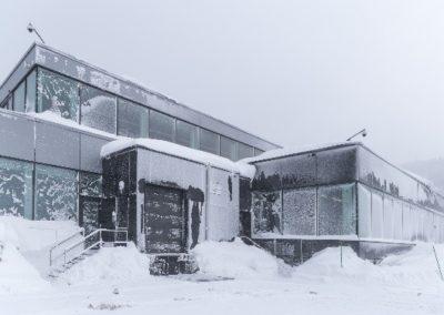 Vacheron Constantin au Brassus, Manufacture en hiver 2013