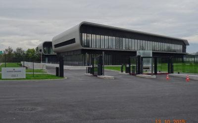 Extension du siège de Vacheron Constantin (2012-2015)